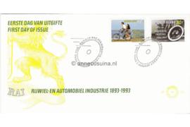 NVPH E303 100 jaar RAI Vereniging 1993