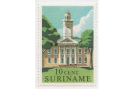 NVPH 361 Postfris (10 cent) Historische gebouwen 1961
