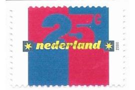 Nederland NVPH 1876 Postfris Het Kwartje 2000