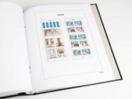 DAVO Luxe supplement Zweden AU Postzegelboekjes 2013