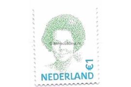 Nederland NVPH 2042 Gestempeld (1 euro) Koningin Beatrix 2002-2009