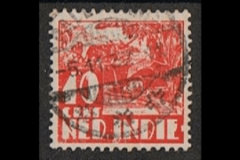 PALEMBANG 5-11-1937 op NVPH 194 (SvL 1)