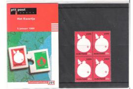 NVPH M201-M300 (PZM201-PZM300) Postzegelmapjes