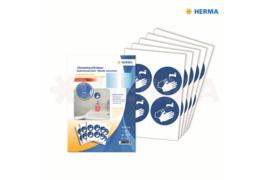 """Herma Gebodstickers """"Handen Wassen"""" (ø 10cm) 20 Stickers (Herma 12927)"""