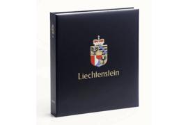 DAVO Standaard-Luxe postzegelalbum Liechtenstein I 1912-1969 INCL. LUXE CASSETTE