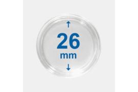 Importa Muntcapsules 26 mm (10 stuks) (Importa MC-26-q10)