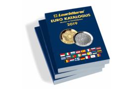 LAATSTE EXEMPLAREN! Leuchtturm Euro-Katalogus 2019 (munten & bankbiljetten) NL-Editie (Leuchtturm/Lighthouse  359 322)
