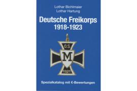 Deutsche Freikorps 1918-1923 Spezialkatalog mit bewertungen
