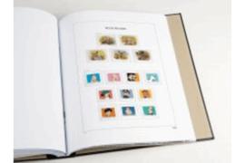 DAVO Luxe supplement Belgie Zegels uit Blokken 2014