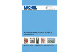 MICHEL Australien, Ozeanien, Antarktis 2021 (N-Z) Übersee Band 7.2 (ISBN 9783954023271)