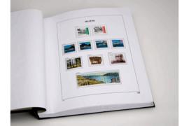 DAVO Luxe Bladen Zwitserland Keerdrukken 1907-1968