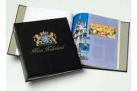 Gebruikt (Z.G.A.N.!) DAVO Luxe Postzegelalbum Mooi Nederland  Kleur 2005-2012 + Luxe Cassette! + OPTIONEEL DE BLADEN VAN 2013 t/m 2016!