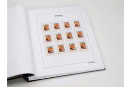 DAVO Luxe bladen Nederland Persoonlijke Postzegels Verticaal (PV) (per 5 stuks)