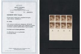 Zegels met Certificaten van Echtheid