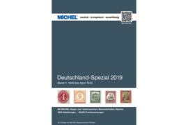 MICHEL Deutschland Spezial 2019 Band 1 (ISBN 9783954022380)