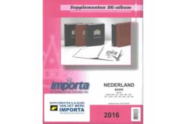 Importa SK basis supplement Nederland 2016