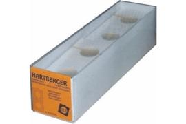 Hartberger Munthouders zelfklevend maat 15 (100 stuks) (Hartberger 8322015)
