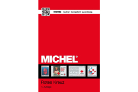 MICHEL Motivkatalog Rotes Kreuz Ganze Welt (ISBN 9783954022557)