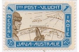 NVPH LP13 Ongebruikt Gelegenheidszegel 1931