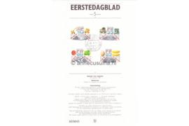 Nederland Importa EDB5 (NVPH 1228-1231) Eerstedagblad Export 1981