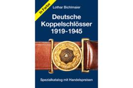 Spezialkatalog Deutsche Koppelschlösser 1919-1945