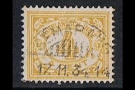 SEMARANG 17-11-1934 op NVPH 109 (SvL 1)