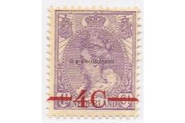 Nederland NVPH 106 Postfris Opruimingsuitgifte (4C) 1921
