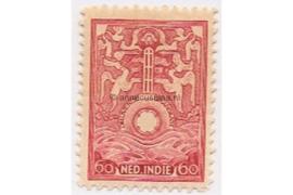 NVPH BK2 Ongebruikt (60 cent) Allegorische voorstellingen 1921