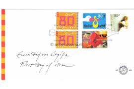 NVPH E405 Tien voor uw brieven 1999