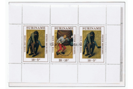 NVPH 573 Postfris Blok Kinderzegels 1971