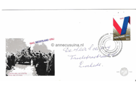 Nederland NVPH E105 Beschreven FOTOLEVERING Bevrijding 1970