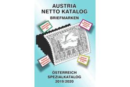 ANK Austria Netto Katalog Briefmarken Österreich-Spezialkatalog 2019/2020