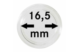 Lindner Muntcapsules 16,5 mm Per Stuk (Lindner 2250165PS)