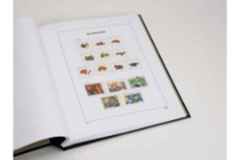 DAVO Luxe supplement Belgie Zegels uit Blokken 2007