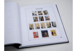 DAVO Luxe supplement Belgie Zegels uit Blokken en Boekjes 2010