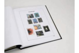 DAVO Luxe supplement Belgie Zegels uit Blokken en Boekjes 2008