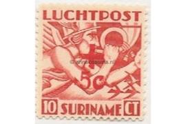 Suriname NVPH LP23 Postfris Rode Kruis 1942
