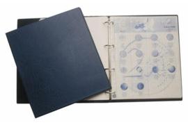 Hartberger Blauw S1 Voordrukalbum 2 Euro Herdenkingsmunten van alle landen deel 1 2004-2014