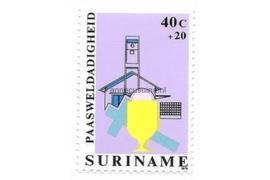 Zonnebloem 170 Postfris (40+20 cent) Paasweldadigheidzegels met toeslag 1979