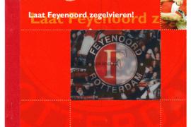 Nederland NVPH PP2 Postfris Prestigeboekje (Persoonlijke Postzegels) Laat Feyenoord zegelvieren! 2007