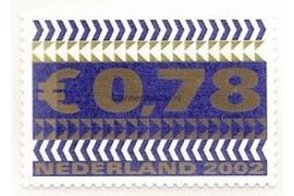 Nederland NVPH 2045 Gestempeld (0,78 euro) Zakenpost 2002