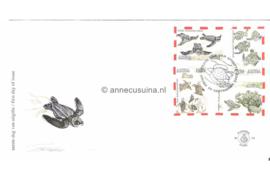 NVPH E108 Bescherming Zeeschildpadden 2003