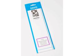 DAVO Cristal stroken C02 (ongesorteerde stroken) 25 stuks