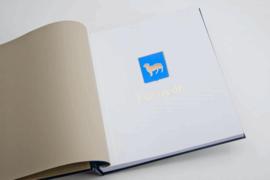 DAVO Luxe Titelvel/blad Faroër (Per Stuk)