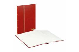 Lindner Insteekalbum Standaard Rode Kaft (Lindner 1160-R)