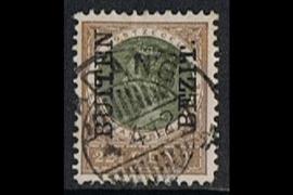 PADANG 4-4-1912 op NVPH 93 (SvL 1)