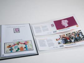DAVO Luxe supplement Nederland Postzegelmapjes 2e helft 2019