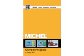 MICHEL Motivkatalog Olympische Spiele Ganze Welt (ISBN 9783954022274)