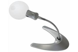 Lindner Randloze Tafelloep met LED verlichting 2x/6x incl. batterijen (Lindner S7150)