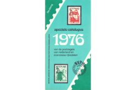 Collectorsitem! Zo Goed als Nieuw! Gebruikte Speciale catalogus Nederland en Overzeese Rijksdelen NVPH 1976
